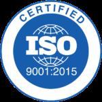 ISO 9001 Certified - Octavian Security UK