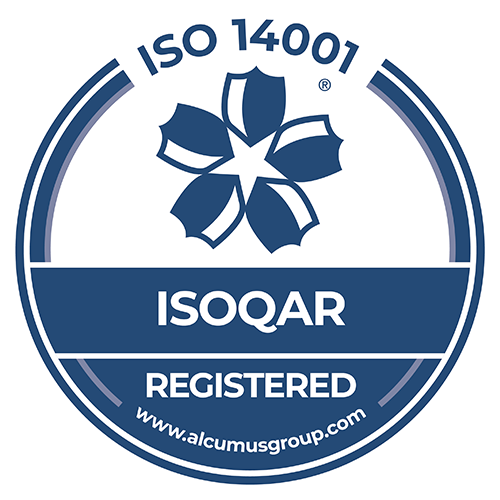 Octavian Security UK - ISO 14001 accredited