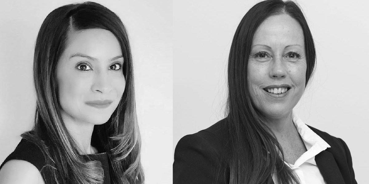 Reshma Sheikh & Amanda Butler - Octavian Security UK